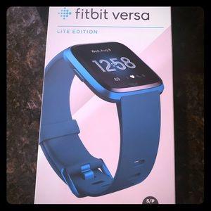Jewelry - Brand New Fitbit Vise Versa!!!